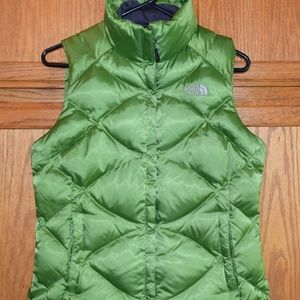 The North Face 550 Goose Down  Quilted Puffer Vest